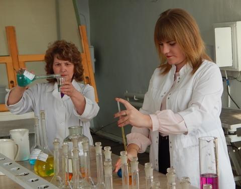 Химический анализ минерального сырья
