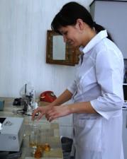 Проведение химического анализа в сточной воде